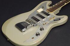 Tesco 60S YG-6 Japan Vintage Guitar w/Soft Case Free Shipping EMS #Tesco