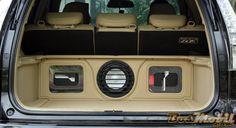 Honda CR-V Modifikasi SQ #info #BosMobil