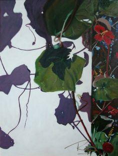 Exposition internationale en Arizona, Scottsdale 2011, Acrylique peinture de Régent Bilodeau