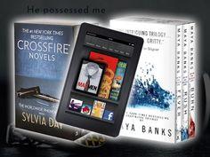 Giveaway: Amazon Kindle Fire, Sylvia Day & Maya Banks Trillogys – Pintereste – Prizes: Amazon Kindle Fire, Sylvia Day & Maya Banks Trillogys #amazon #book #giveaway