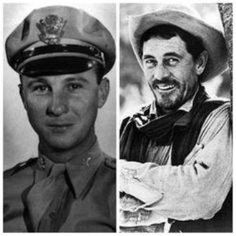 Ken Curtis (July 1916 – April was an American singer and actor. During World War II, Curtis served in the United States Army from 1943 to Hollywood Stars, Classic Hollywood, Old Hollywood, Famous Men, Famous People, Ken Curtis, Famous Veterans, Military Veterans, Military Service
