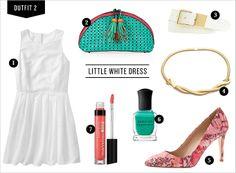 Little White Dress | Rue
