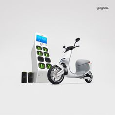 Founded in 2011, Gogoro is putting energy into things that matter. With a mission to deliver consumer innovations that will improve how the world's most populated cities distribute and utilize energy, the company is enabling the transformation of megacities into smart cities. Gogoro is working toward a better future by putting power in the hands of everyone – to move us all forward, faster.