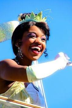 Tiana by abelle2, via Flickr