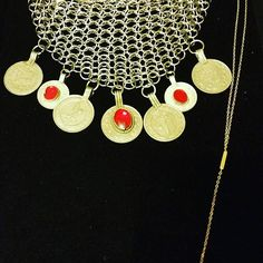 #coin #persiancoin #genuinecoin #necklace #sexy #slinky #onlyone #minniesfindings #FREESHIPPINGINUSA $35
