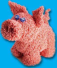 7 different PlayFoam Project Ideas