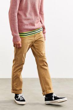 4f29b2ecfec Dickies X UO Slim Straight Washed Carpenter Pant Dickies Pants