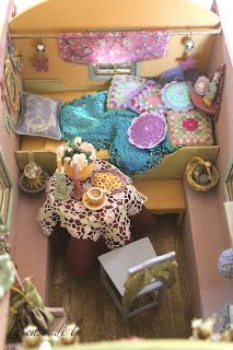 EVERYTHING on this site is amazing and inspirational!!!  the house of lu: the gipsy caravan