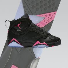 buy online 4b75c 43db7 The Jordan Retro 7  Hyper Pink  is