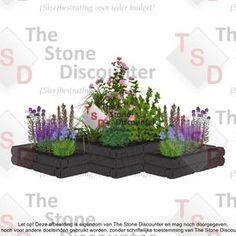 Stone, Plants, Gardening, Gardens, Garden Beds, Modern Gardens, Ideas, Rock, Lawn And Garden