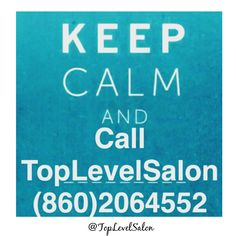 Like what you see, have some ideas of what you may want to do? give us a call! Check us out us out on Instagram: @TopLevelSalon or Facebook: www.Facebook.com/TopLevelSalon #TopLevelSalon