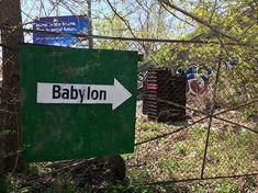 This way to #babylon   #signs #toronto