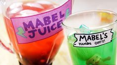 Mabel is nothing short of a meticulous craftsman, and her juice is no joke! Learn how to make this crazy concoction, plastic dinosaurs and all!…