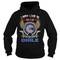 Canada-Chile #sunfrogshirt