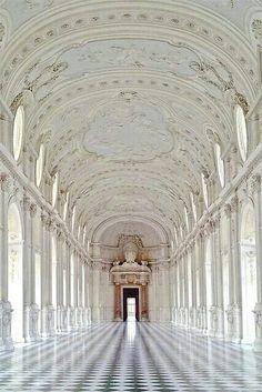 La Galleria Della Luce palatul venaria