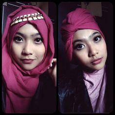 photoshoot hijab style