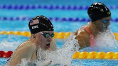 Queen of women's breaststroke: Lily King sets new Olympic record, wins gold