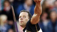 Tero Pitkämäki - keihäänheittäjä / javelin thrower