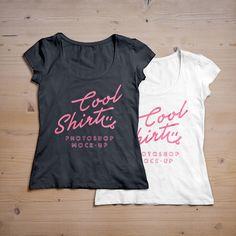 womens t-shirt template, womens t-shirt mockup@tshirtzoon