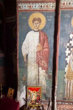 BLAGO | БЛАГО : Дечани : Св. Стефан, ђакон