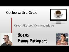I just converted Coffee with a Geek Interview with Fanny Passeport at ConvertToAudio.com!