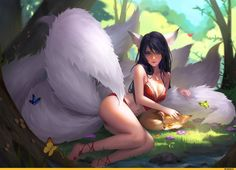 Ahri-League-of-Legends-фэндомы-LoL-Ero-4147086.jpeg (1600×1139)