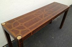 """Drexel """"Oxford Square"""" Console Table, $235.00 (I have the perfect place for this…)"""