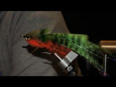 ▶ How to tie the Musky Perch Fly (With Schmitty) - YouTube