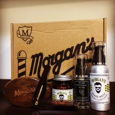 Morgan's Grooming Gift Set