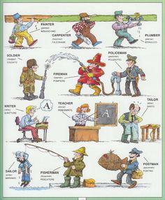 #1351 Parole Inglesi Per Piccoli e Grandi - #Illustrated #dictionary…