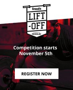 2015 CrossFit Liftoff Powered by Rogue Crossfit Games, Rogues, Competition