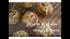 Zuccotti o sfogliotti? Idee per Halloween in cucina! - Ricette - mydelic...