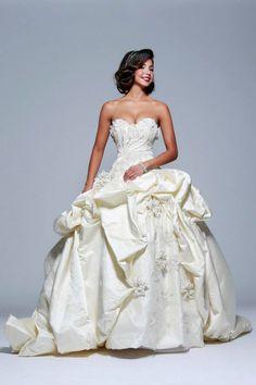Editor's Pick: Sexy and Glamorous Katerina Bocci Wedding Dresses: http://www.modwedding.com/2014/10/07/editors-pick-sexy-glamorous-katerina-bocci-wedding-dresses/ #wedding #weddings #wedding_dress