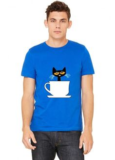 officially licensed book character morning coffee ladies funny T-Shirt