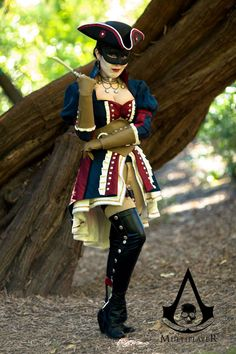 jointhecosplaynation:  TasukiGirl - The Puppeteer #AssassinsCreed #Cosplay View Post