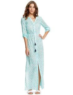 Breezy Maxi Dress WH805 Day Dresses at Boden