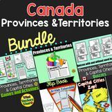 Canada Bundle: Provinces and Territories Cooperative Learning, Student Learning, Teacher Hacks, Teacher Pay Teachers, Canadian Social Studies, All About Me Activities, Nonfiction Text Features, Research Writing, Fact And Opinion