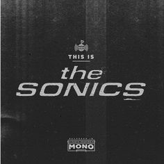 The Sonics - This Is The Sonics on LP