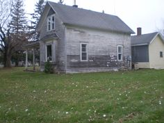 Our farm house we are going to remodel or tear down!
