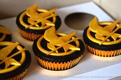 The Hunger games muffins