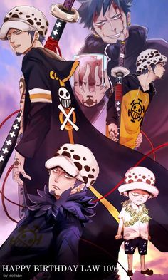 One Piece, Trafalgar Law