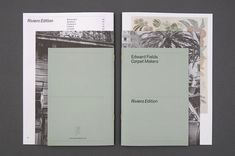 Different sheet sizes - Editorial / Print / Graphic / Book design