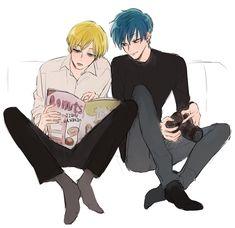 Jean Otus and Nino Manga Anime, Anime Art, Manga Story, I Believe In Love, Plant Aesthetic, Shounen Ai, Drawing Poses, Manga Games, Thing 1