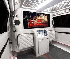 Mercedes Vito - Gallery 21 - Carisma Auto Design
