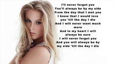 Never Forget You - Zara Larsson (Lyrics)