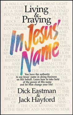 Living & Praying in Jesus' Name https://www.amazon.com/dp/0842326677/ref=cm_sw_r_pi_dp_x_nTV2zb07DKS0N