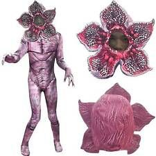 Find great deals for Kids Stranger Things Demogorgon Cosplay Costume The Monster Jumpsuit + Mask US. Shop with confidence on eBay! The Dark Knight Rises, Batman The Dark Knight, Halloween Cosplay, Halloween Masks, Cosplay Outfits, Cosplay Costumes, Sonic The Hedgehog Halloween, Horror Party, Jumpsuit Outfit