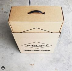 Royal Stag Hat Boxes, Box Packaging, Container