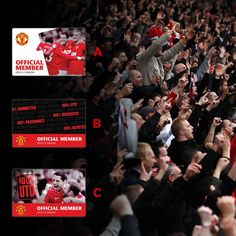 Manchester United  Vote for your favourite design and enter our competition