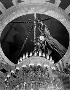 Claude Rains -- The Phantom of the Opera